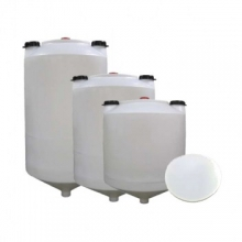 Cylindriske siloer